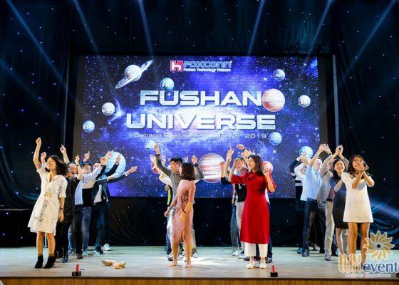 tổ chức tiệc cuối năm fushan technology việt nam 016