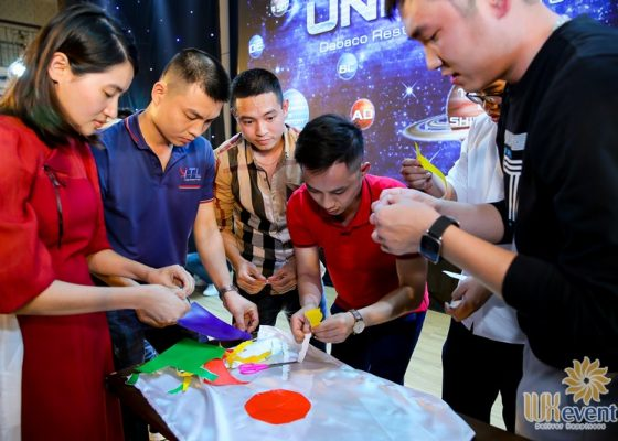 tổ chức tiệc cuối năm fushan technology việt nam 018