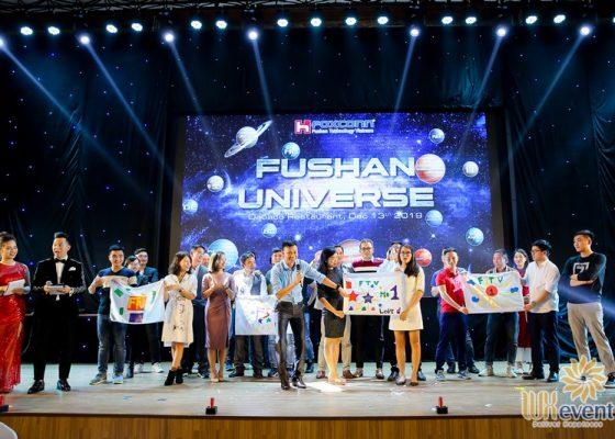 tổ chức tiệc cuối năm fushan technology việt nam 023