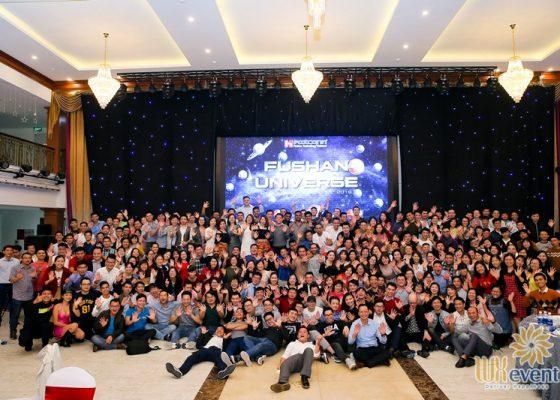 tổ chức tiệc cuối năm fushan technology việt nam 026