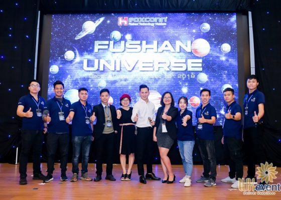 tổ chức tiệc cuối năm fushan technology việt nam 027