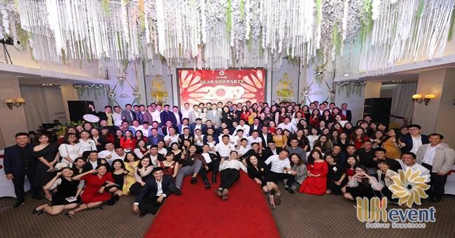 Tổ chức tiệc tất niên cuối năm Tân Long Group 001