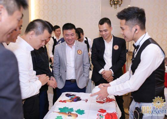 Tổ chức tiệc tất niên cuối năm Tân Long Group 009