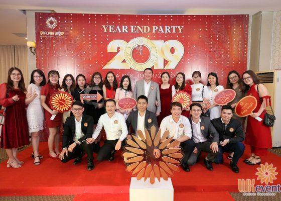 Tổ chức tiệc tất niên cuối năm Tân Long Group 003