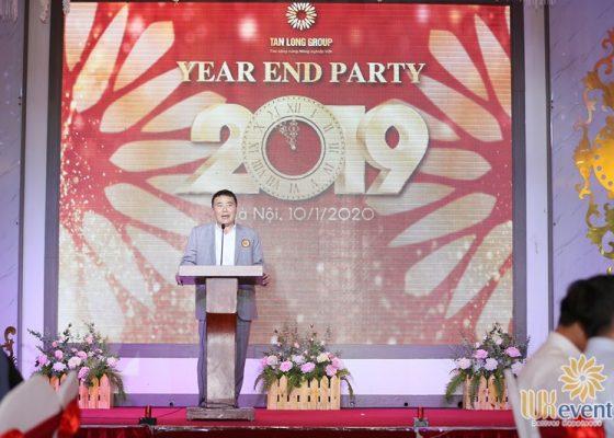 Tổ chức tiệc tất niên cuối năm Tân Long Group 011
