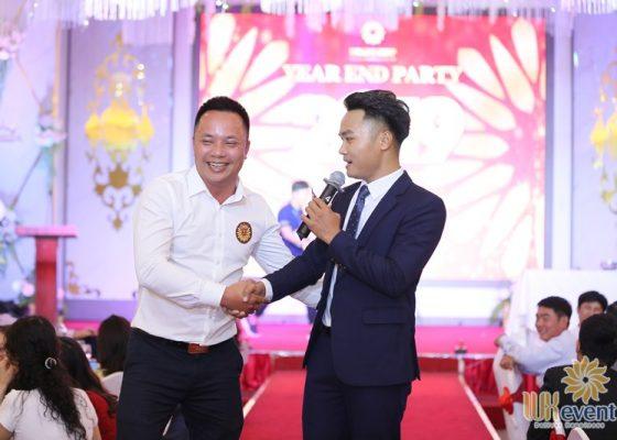 Tổ chức tiệc tất niên cuối năm Tân Long Group 014