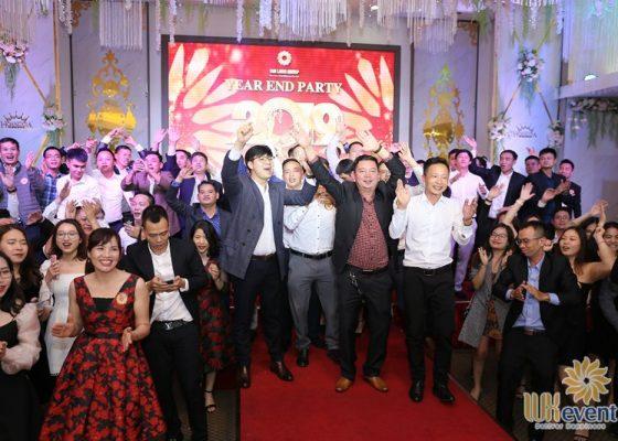 Tổ chức tiệc tất niên cuối năm Tân Long Group 016