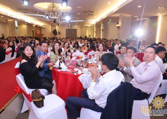 Tổ chức tiệc tất niên cuối năm Tân Long Group 017