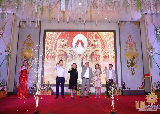 Tổ chức tiệc tất niên cuối năm Tân Long Group 019