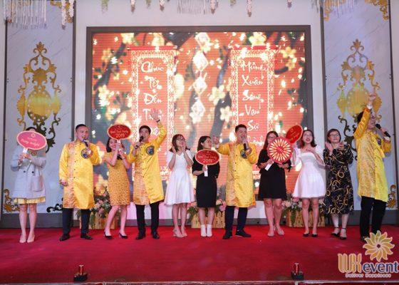 Tổ chức tiệc tất niên cuối năm Tân Long Group 020