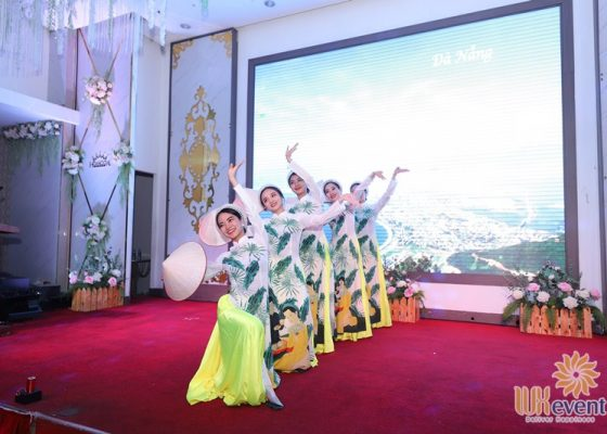Tổ chức tiệc tất niên cuối năm Tân Long Group 021