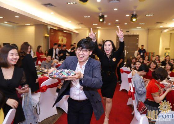 Tổ chức tiệc tất niên cuối năm Tân Long Group 008