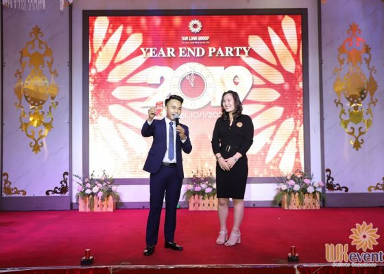 Tổ chức tiệc tất niên cuối năm Tân Long Group 024