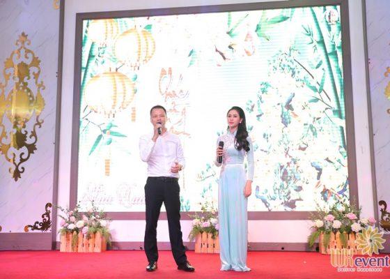 Tổ chức tiệc tất niên cuối năm Tân Long Group 026