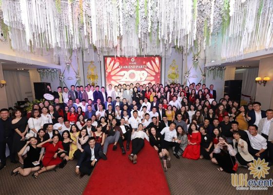 Tổ chức tiệc tất niên cuối năm Tân Long Group 027