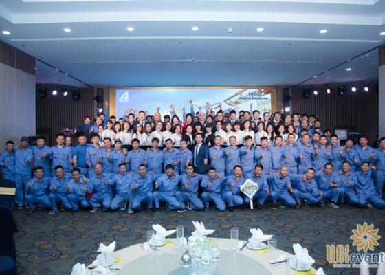 tiệc tất niên cuối năm công ty tnhh an lợi 003