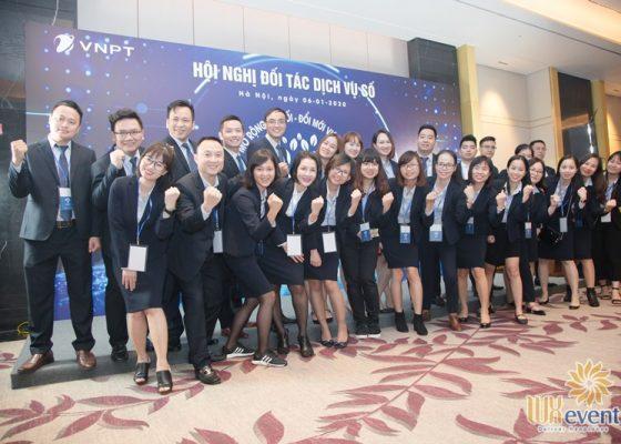 Tổ chức hội nghị đối tác VNPT Media 004
