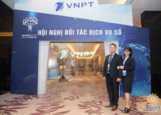 Tổ chức hội nghị đối tác VNPT Media 007