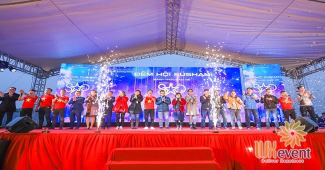 tiệc tất niên cuối năm nhà máy fushan vietnam 002