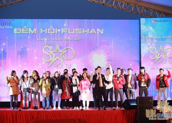 tiệc tất niên cuối năm nhà máy fushan vietnam 010