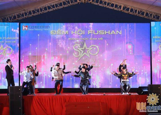 tiệc tất niên cuối năm nhà máy fushan vietnam 011