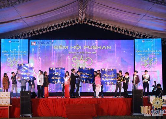 tiệc tất niên cuối năm nhà máy fushan vietnam 012
