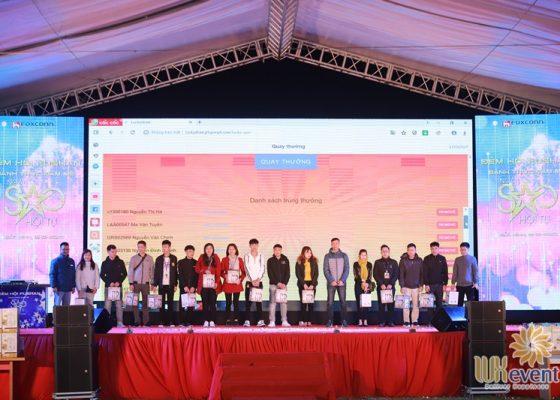 tiệc tất niên cuối năm nhà máy fushan vietnam 013