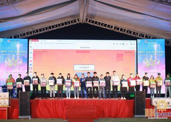 tiệc tất niên cuối năm nhà máy fushan vietnam 015