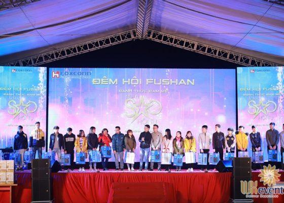 tiệc tất niên cuối năm nhà máy fushan vietnam 016