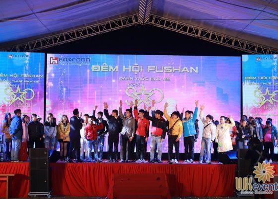 tiệc tất niên cuối năm nhà máy fushan vietnam 019
