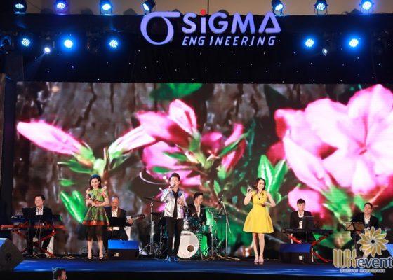 tổ chức tiệc tất niên cuối năm sigma engineering 015