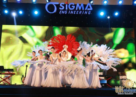 tổ chức tiệc tất niên cuối năm sigma engineering 016