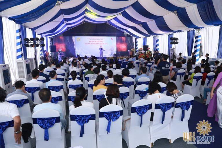 công ty tổ chức sự kiện khai trương