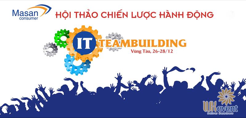 phông team building