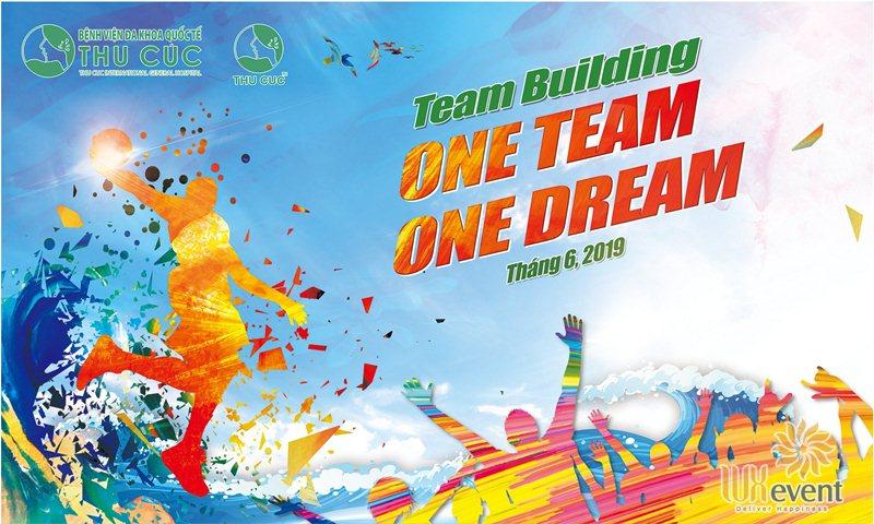 mẫu background team building đẹp và sáng tạo