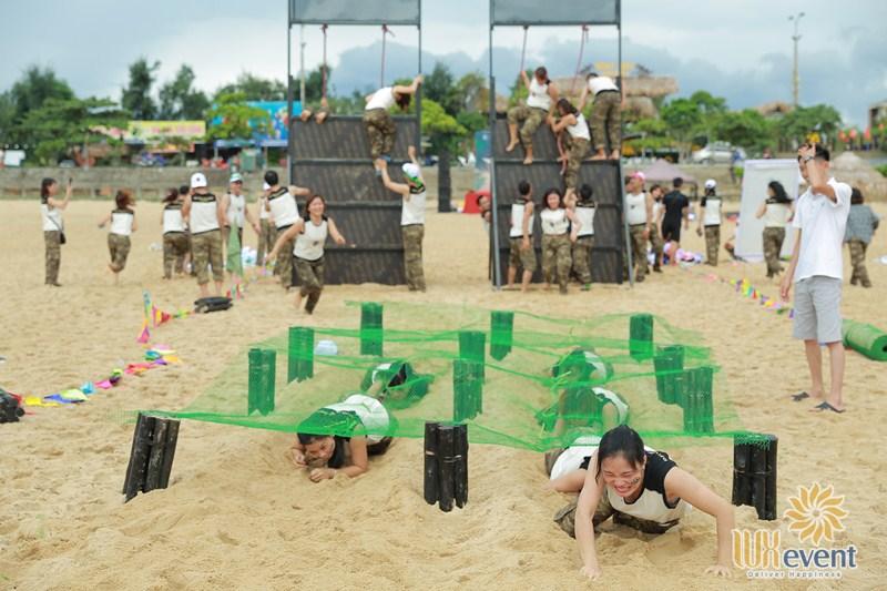 thuê đạo cụ chơi team building