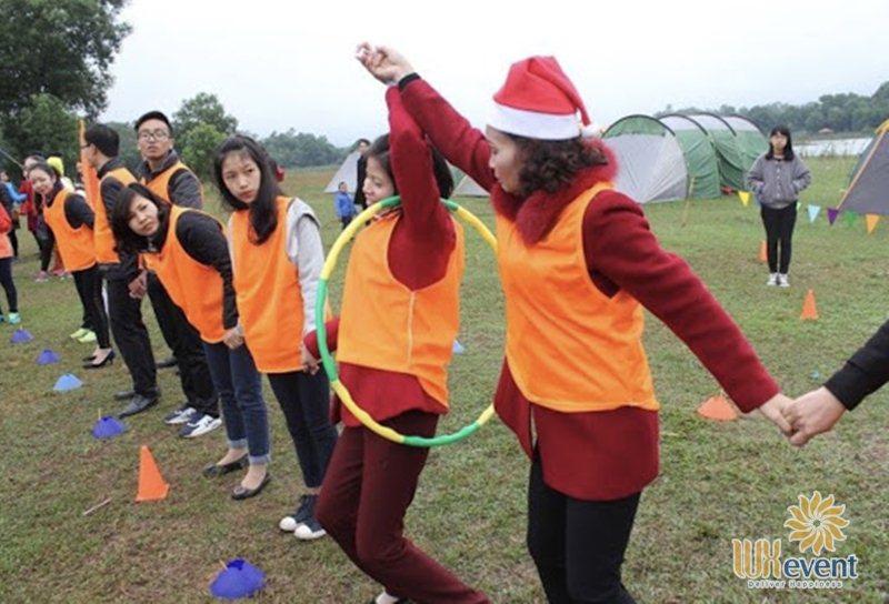 thuê đồ chơi team building tại Hà Nội