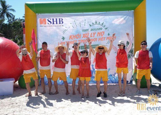 tour du lịch team building khối xử lý nợ ngân hàng SHB 006