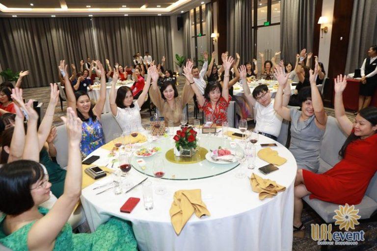 công ty tổ chức sự kiện họp lớp