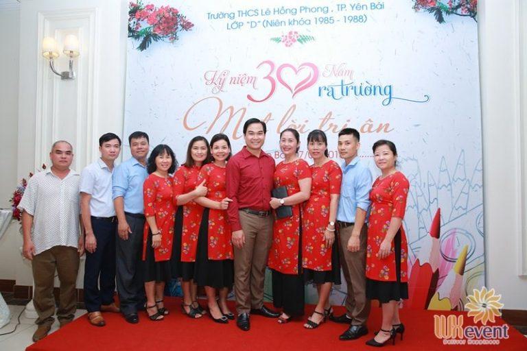 công ty tổ chức sự kiện họp khóa