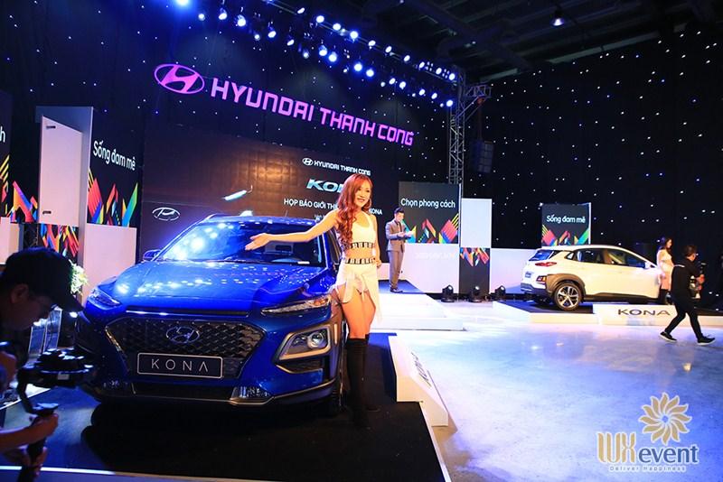 tổ chức sự kiện ra mắt sản phẩm xe mới