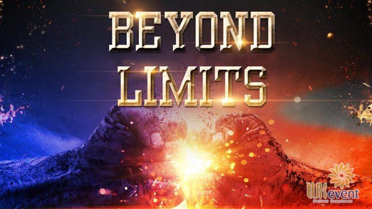 ý tưởng tổ chức team building độc đáo concept Beyond Limits