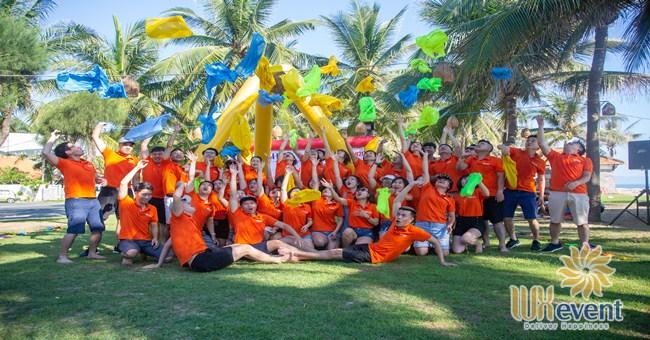 tổ chức du lịch team building Cửa Đại SHB Hoàn Kiếm 001