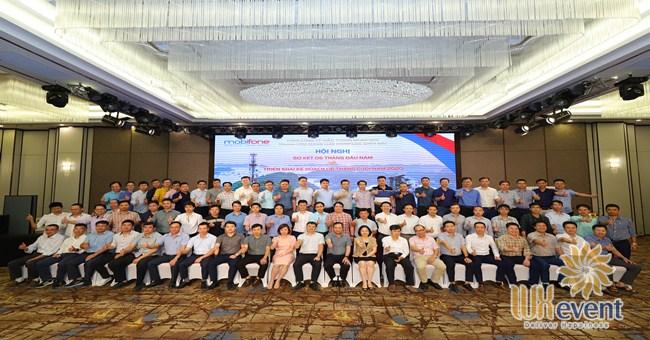 tổ chức hội nghị sơ kết 6 tháng đầu năm 2020 Mobifone 001