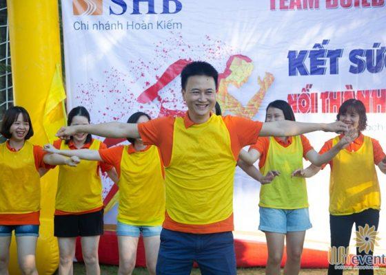 tổ chức du lịch team building Cửa Đại SHB Hoàn Kiếm 012