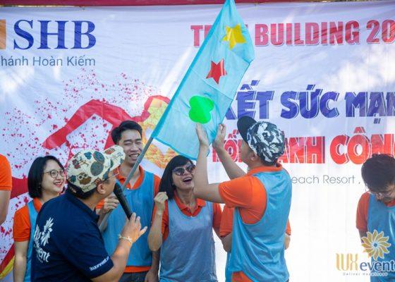 tổ chức du lịch team building Cửa Đại SHB Hoàn Kiếm 006