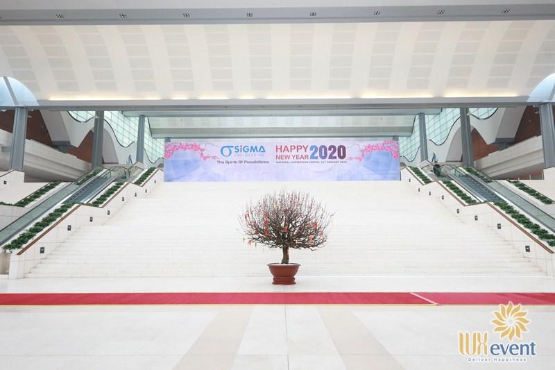 kích thước backdrop sự kiện
