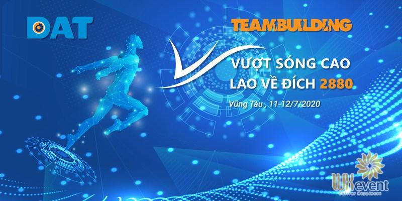 mẫu thiết kế backdrop sự kiện team building