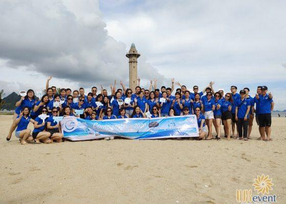 tổ chức du lịch team building Hạ Long tập đoàn Dolphin 003