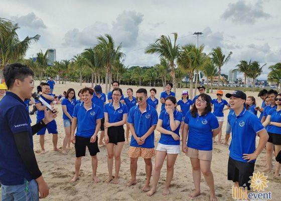tổ chức du lịch team building Hạ Long tập đoàn Dolphin 007